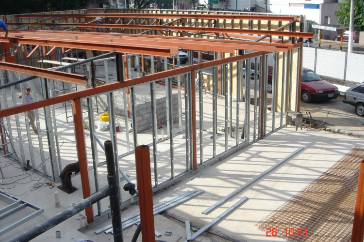 Steel Frame São Paulo SP