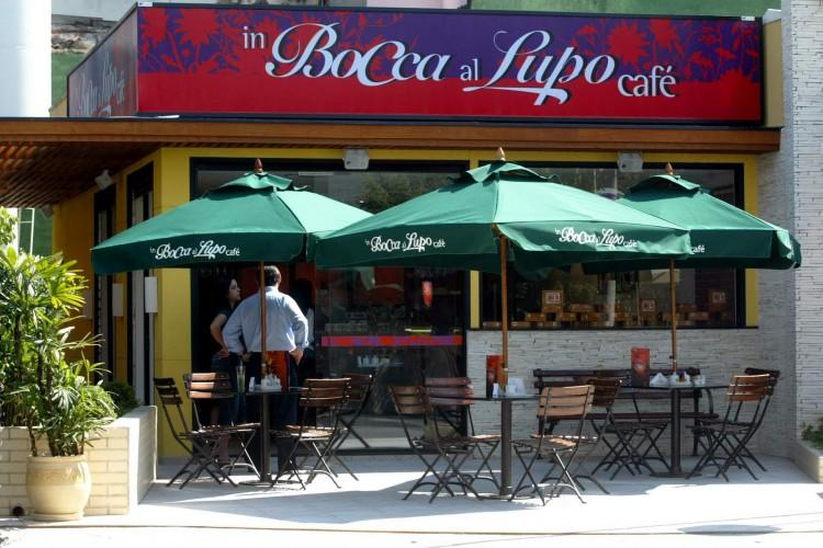 Foto 01 In Bocca al  Lupo Cafe - faixada