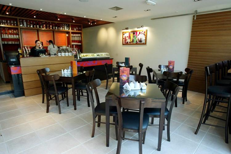 Foto 03 In Bocca al  Lupo Cafe - ambiente interno